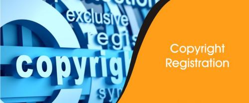 Image That Represents Copyright Registration Concept